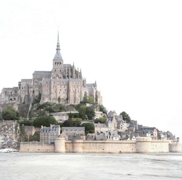 Mont Saint Michel, Medieval, analizagonzales.com, Normandy, France