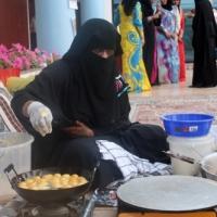 Luqaimat-fried dumplings from the UAE