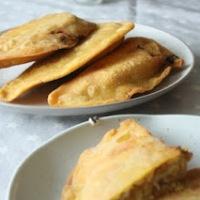 Cruncy empanada Ilocano ala Liza