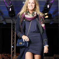 Anette Stai Super model gone designer