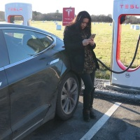 Tesla the family car