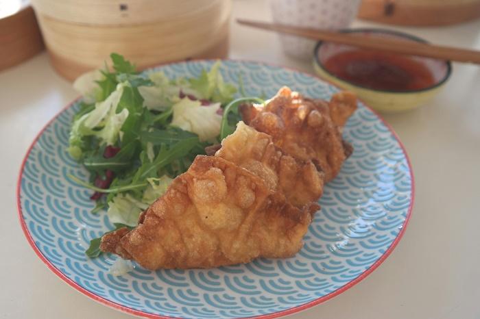 Fried dumpling agj