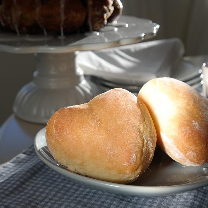 Heart buns agj