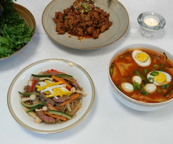 Japchae korean embassy agj