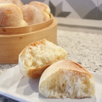 Pan de sal, Filipino brakfast bread