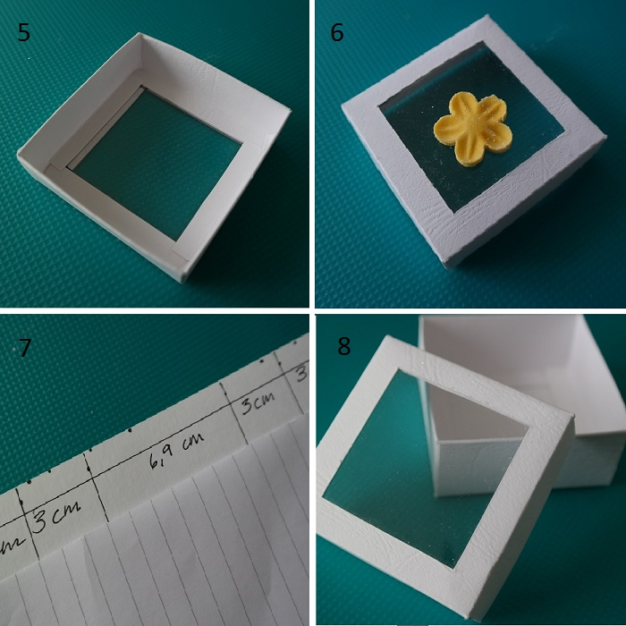 Candy box DIY