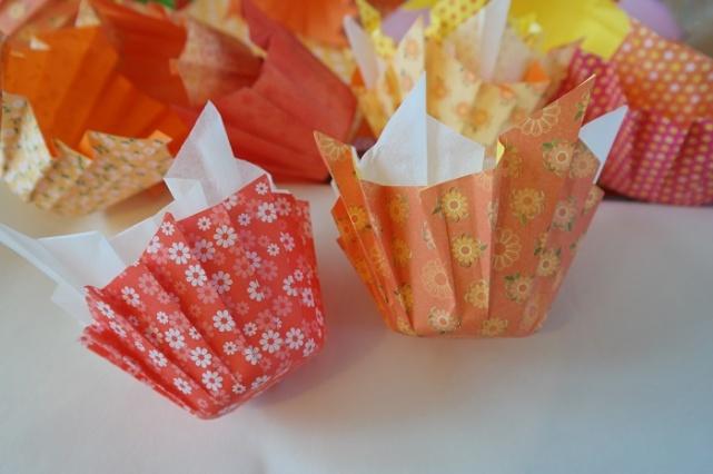 Homemade cup cake liners, cup cake liner DIY, DIY, analizagonzales.com, 02