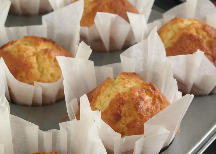 Orange cup cake recipe