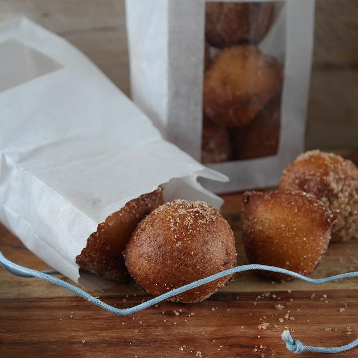 Sourcream doughnut recipe