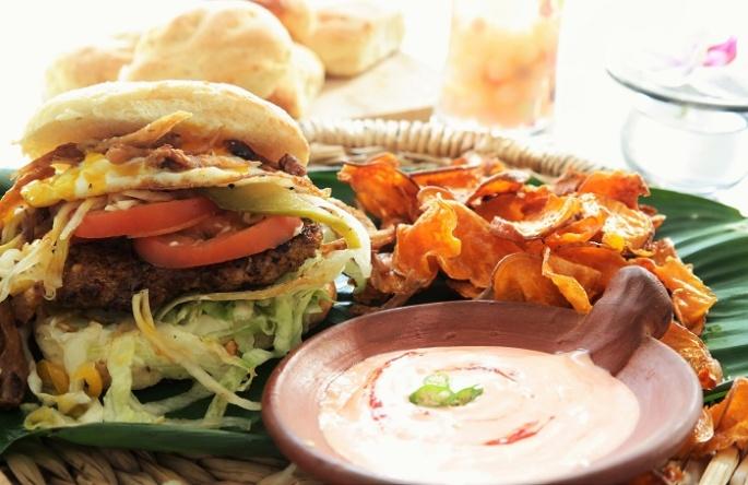 Longaniza burgers