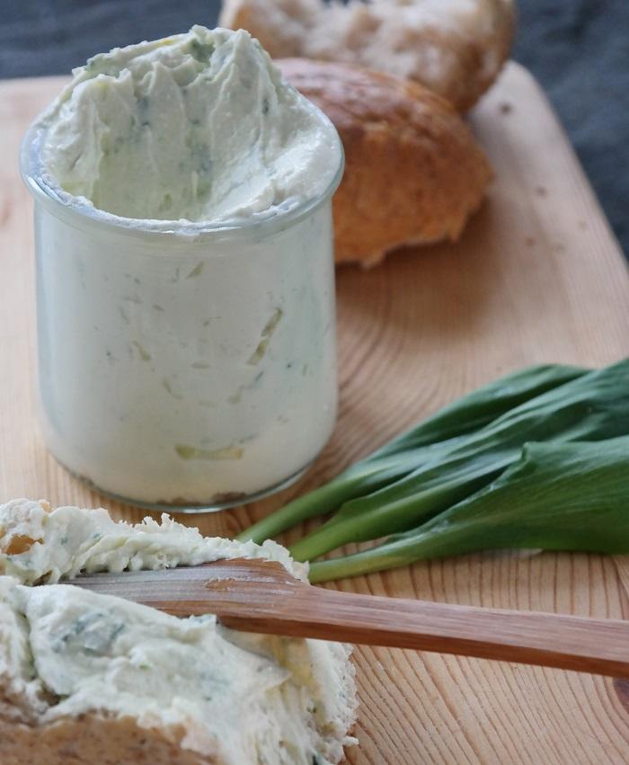 Homemade creamcheese