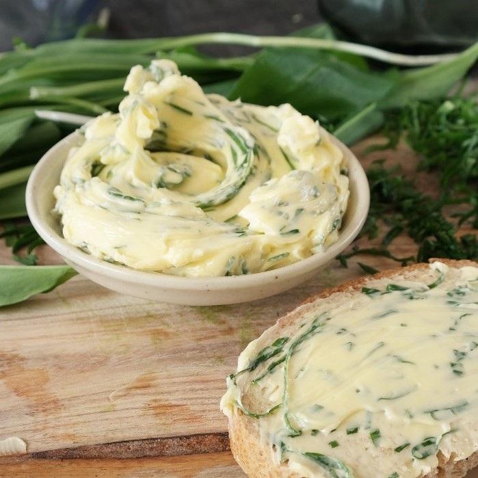 Ramson butter