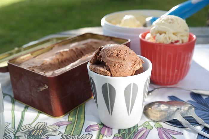 IYummy Ice cream recipe