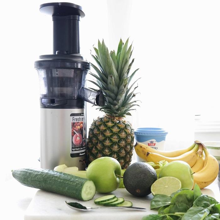 Panasonic juicer