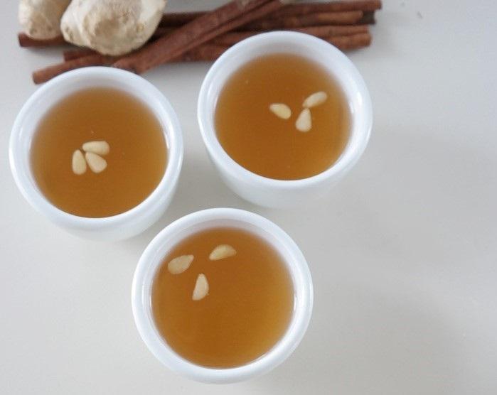 Sujeonggwa recipe