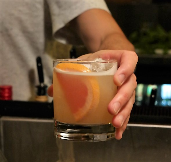 Paloma, Mescal, Cocktail